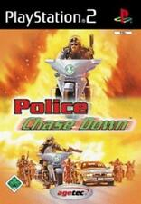 POLICE CHASE DOWN-ps2