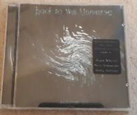 Back to the Universe compilation CD Klaus Schulze