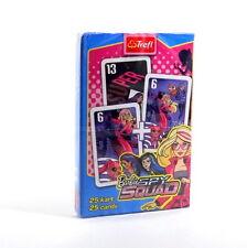 Barbie, Spy Squad, cartes à jouer. Noir Peter (Old Maid)