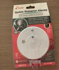 Kidde Smoke Alarm Quiets Nuisance Alarms Easy Installation Model i9060