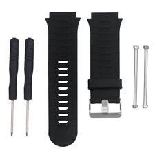 For Garmin Forerunner 920XT Watch Band Silicone Wrist Strap with Original Screws