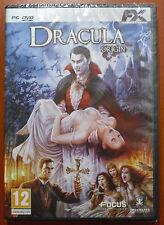 Drácula Dracula Origin [PC DVD-ROM] FX Interactive, Versión Española ¡¡NUEVO!!