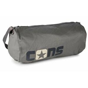 Converse Canyon Graphic Duffel Bag (Grey)