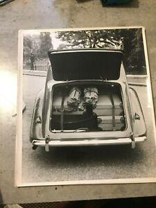 1950S BENTLEY R TYPE  LARGE ORIGINAL PRESS PHOTO 3