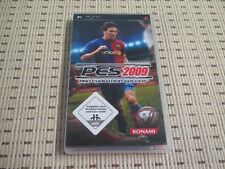 Pro Evolution Soccer 2009 PES 09 für Sony PSP *OVP*