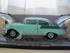 HIGHWAY 61 / DIE-CAST PROMOTIONS - 1957 CHEVY 150 UTILITY SEDAN  - 1/18 DIECAST