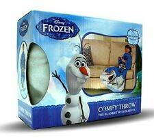 Disney Frozen Designer Series Comfy Throw Blanket with Sleeves