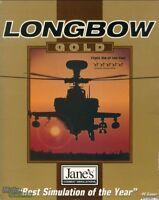 JANES AH-64D LONGBOW GOLD +1Clk Windows 10 8 7 Vista XP Install