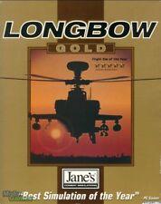 JANES AH-64D LONGBOW GOLD +1Click Windows 10 8 7 Vista XP Install