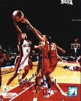 Coquese Washington authentic signed WNBA basketball 8x10 photo |CERT  A0001