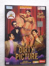 THE DIRTY PICTURE DVD Hindi movie bollywood India Nasseruddin Vidya balan