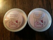 YANKEE CANDLE , EASY MELT CUP,  BLUSH BOUQUET, LOT OF 2