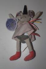 Doudou petite souris il était une fois Moulin Roty ref 711318