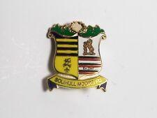 Solihull Moors FC-ENAMEL CREST BADGE.