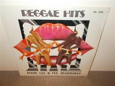 Byron Lee And The Dragonaires . Reggae Hits . Dynamic . Shrink . Near Mint . LP