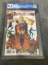 Fantastic Four 11 Guardians of the Galaxy 1st Appearance KISMET Ayesha HER CGC