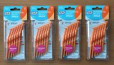 Tepe Interdental Angle Brush Orange Size 1 x 4 Packs