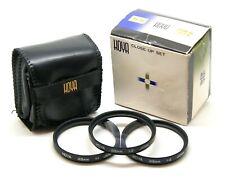 Hoya 49mm Close-Up Filter Set +1, +2, +4 - UK Dealer