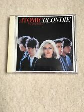 Blondie - Atomic (CD 1998)