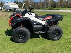 2016 Bombardier Can Am Outlander XMR 570 Efi DPS 4x4 ATV Only 1000 miles