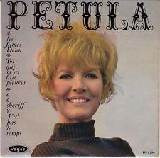 45 T EP PETULA CLAK *LES JAMES DEAN*