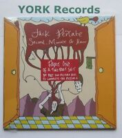 "JACK PENATE - Second Minute Or Hour - SEALED 7"" Single XL XLS 290A"