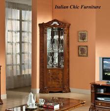 More than 200cm Height Wood Veneer Corner Cabinets