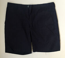 "New ETRO Checkered Bermuda Cotton Shorts - 50 / 36"" Waist"