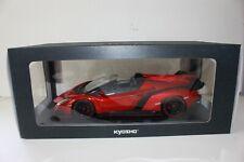 KYOSHO 1/18 Lamborghini Veneno Roadster Red Metallic C09502RM