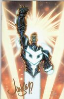 STARBORN #12 By Stan Lee 10 Copy Incentive Cover by Jonboy Meyers SIGNED; MEYERS