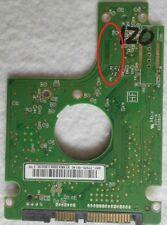 WESTERN DIGITAL WD6400BEVT-22A0RT0 PCB 2060-771672-001 REV P Placa HDD PCB Board