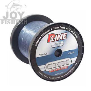 P-Line Cxx Smoke Blue X-Tra Strong Fishing Line 370-600 Yards Select Lb Test
