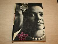 My Life With Martin Luther King, Jr. by Coretta Scott King 1969 HC FIRST EDITION