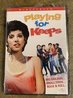 BRAND NEW—Playing for Keeps (DVD, 2003) Marisa Tomei FREE SHIPPING
