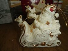 Father Christmas - Le Blanc Collection Ornament