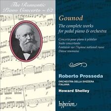 THE ROMANTIC PIANO CONCERTO, VOL. 62: GOUNOD - THE COMPLETE WORKS FOR PEDAL PIAN