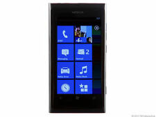 Nokia Lumia 800 - 16GB - Black (Orange) Smartphone