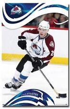 HOCKEY POSTER Paul Stastny Colorado Avalanche NHL