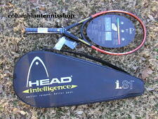 New Head i. S1 Intelligence S 1 OS 107 racket + case 1/8 (1)  1/4 (2) Org $180