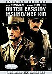 Butch Cassidy And The Sundance Kid (Dvd) New Factory Sealed