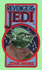 Star Wars Yoda  Revenge Of The Jedi Patch - Aufnäher