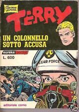 EUREKA POCKET n° 10-ED.CORNO -GEORGE WUNDER -TERRY
