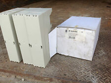3- Pack, Rittal SV-3439.010  Busbar Connection adaptor 600 A, 600V, 3-pole