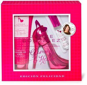 JORGE GONZÁLEZ Gift Box, Geschenkset, Parfum, Shower Gel