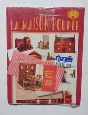 Neuf - DEL PRADO: LA MAISON DE POUPÉE - Fascicule 9- CHAISE DE LA SALLE À MANGER