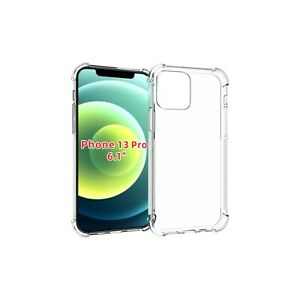 Shockproof Clear Transparent Hard Case Cover For Iphone 13 Pro