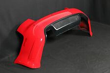 orig Audi RS4 8E B7 USA Limo Heckschürze Stoßstange hinten für PDC rear bumper