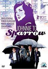 Johnnie To's Sparrow mit Simon Yam, Kelly Lin, Lam Suet, Gordon Lam Ka-Tung NEU