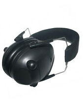 NIGHT PROWLER Electronic Earmuffs 21dB Low Profile + Audio Jack