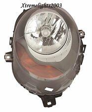 MINI COOPER CLUBMAN 2014-2017 RIGHT HEADLIGHT HEAD LAMP LIGHT AMBER SIGNAL